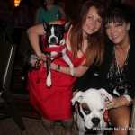 Christine Lee and Nitro of Deaf Dogs Rock!