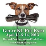 Meet Zoey at KC Pet Expo!