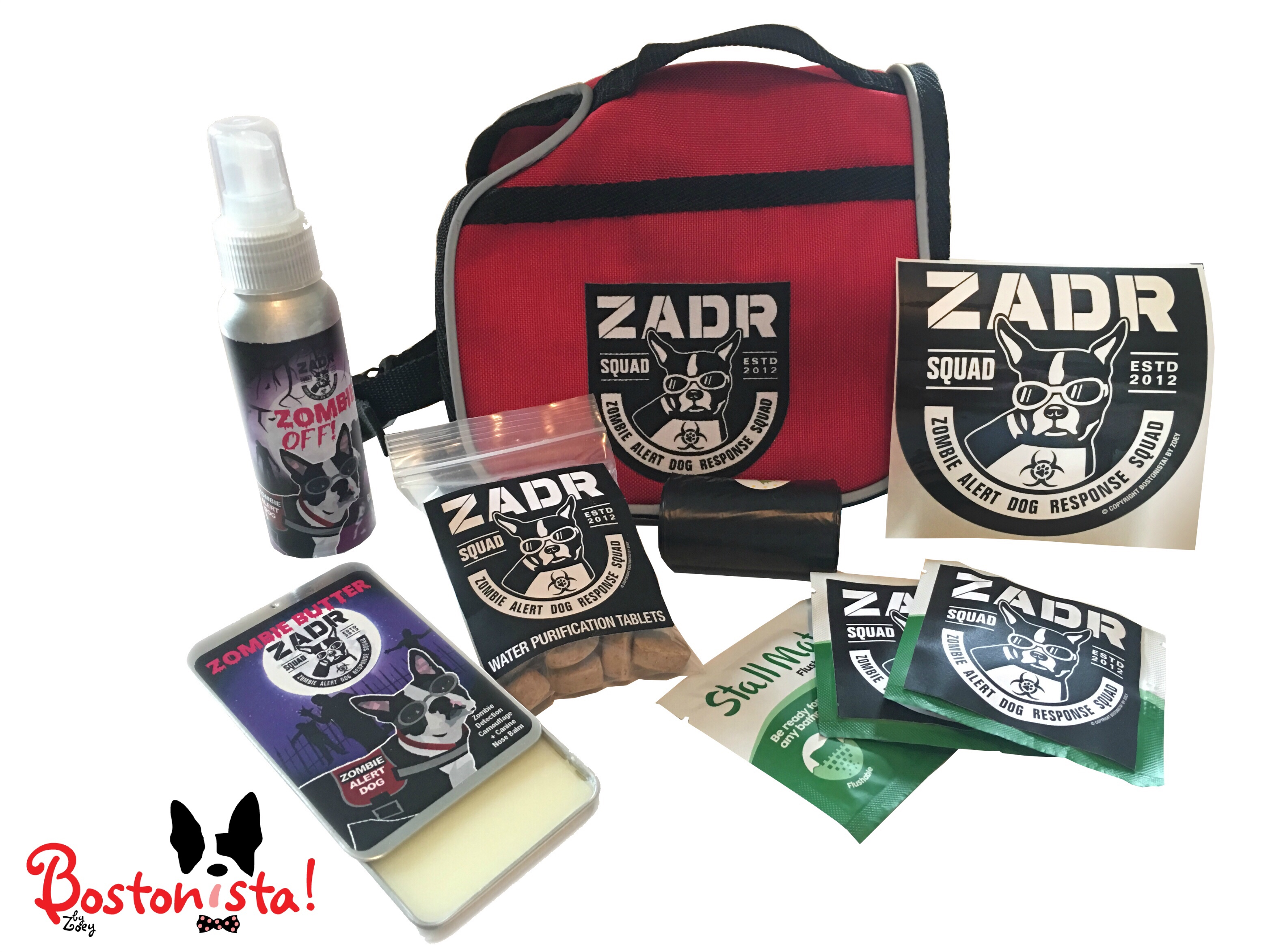 ZADR Squad Survival Kit
