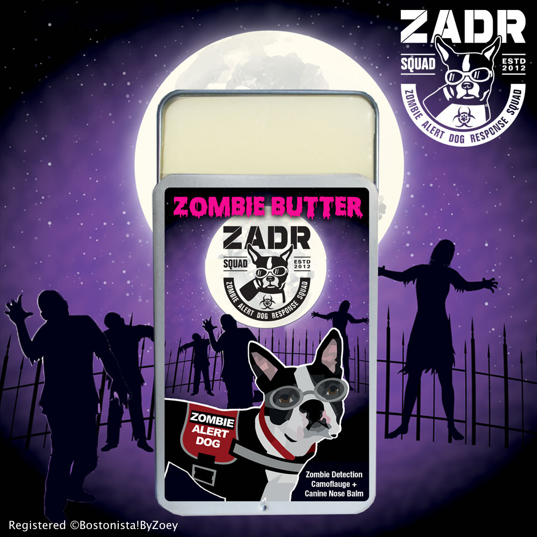ZADR ZOMBIE BUTTER CANINE NOSE BALM